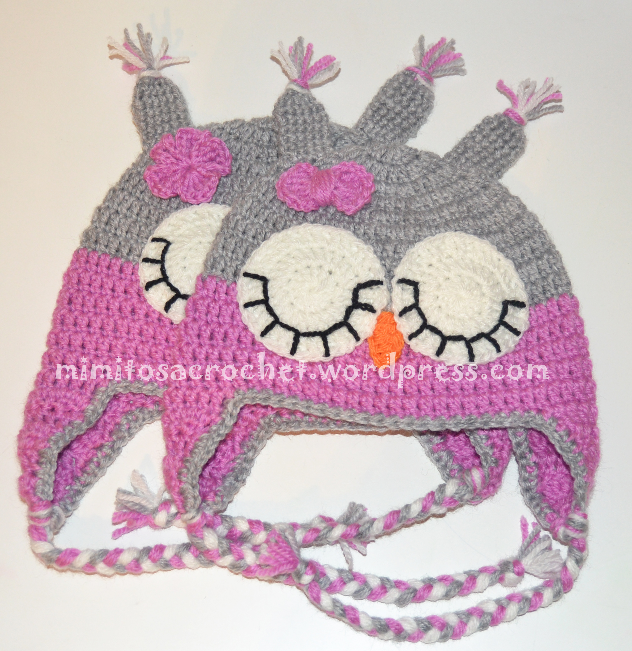 Gorro De B  Ho A Crochet