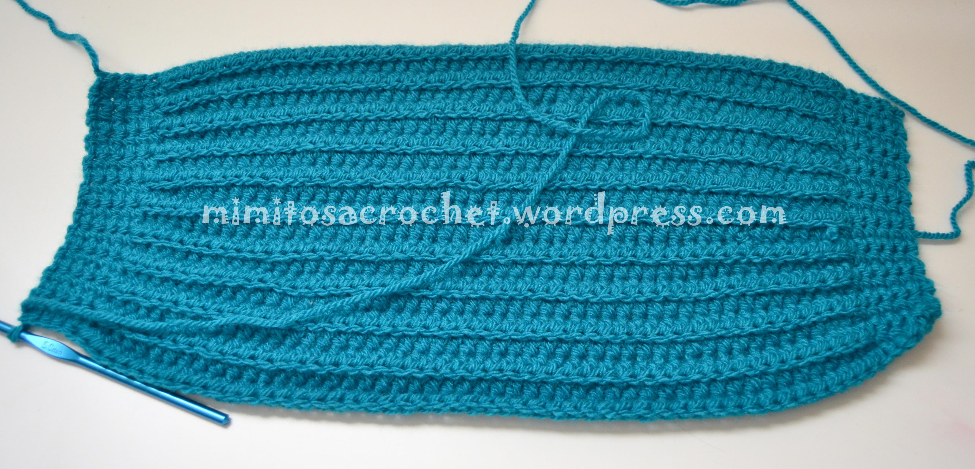 Calentadores a crochet – Mimitos a Crochet