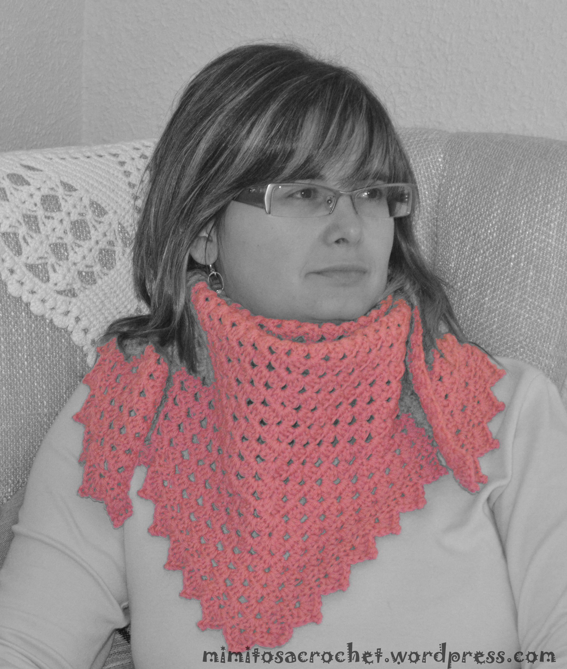 triángulo – Mimitos a Crochet