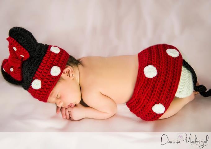Minnie | Mimitos a Crochet
