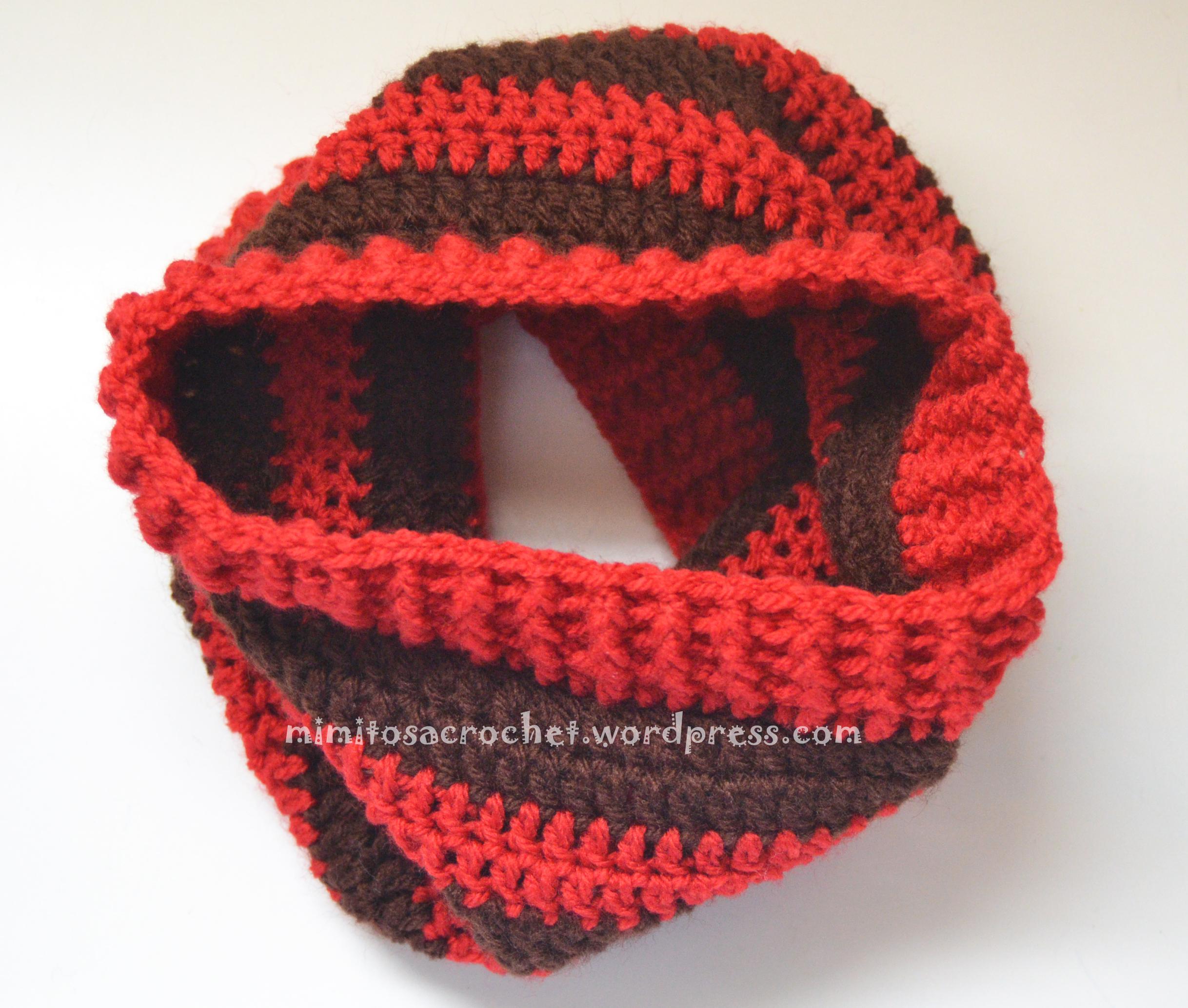 Cuello o braga para niñ@s a crochet – Mimitos a Crochet