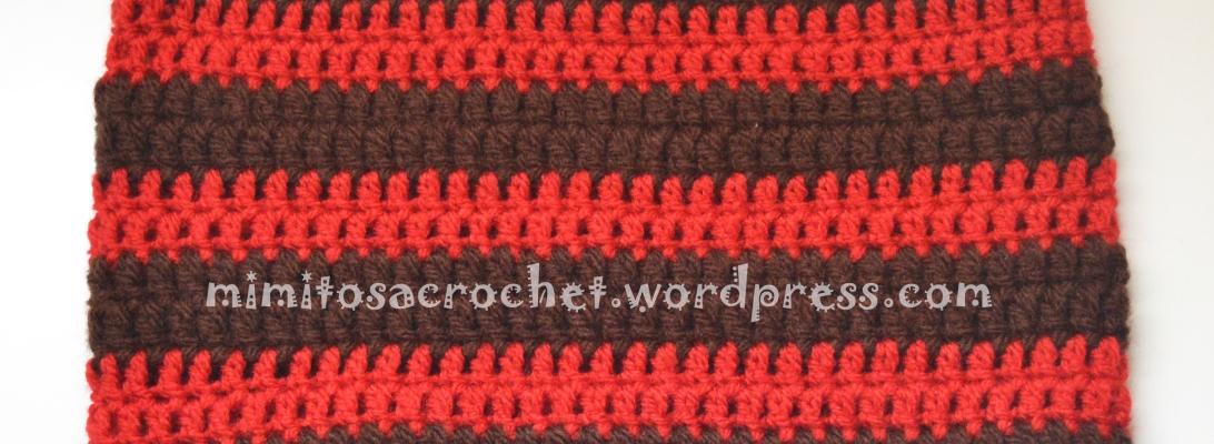 bandana – Mimitos a Crochet