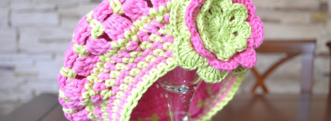 Boinas – Mimitos a Crochet