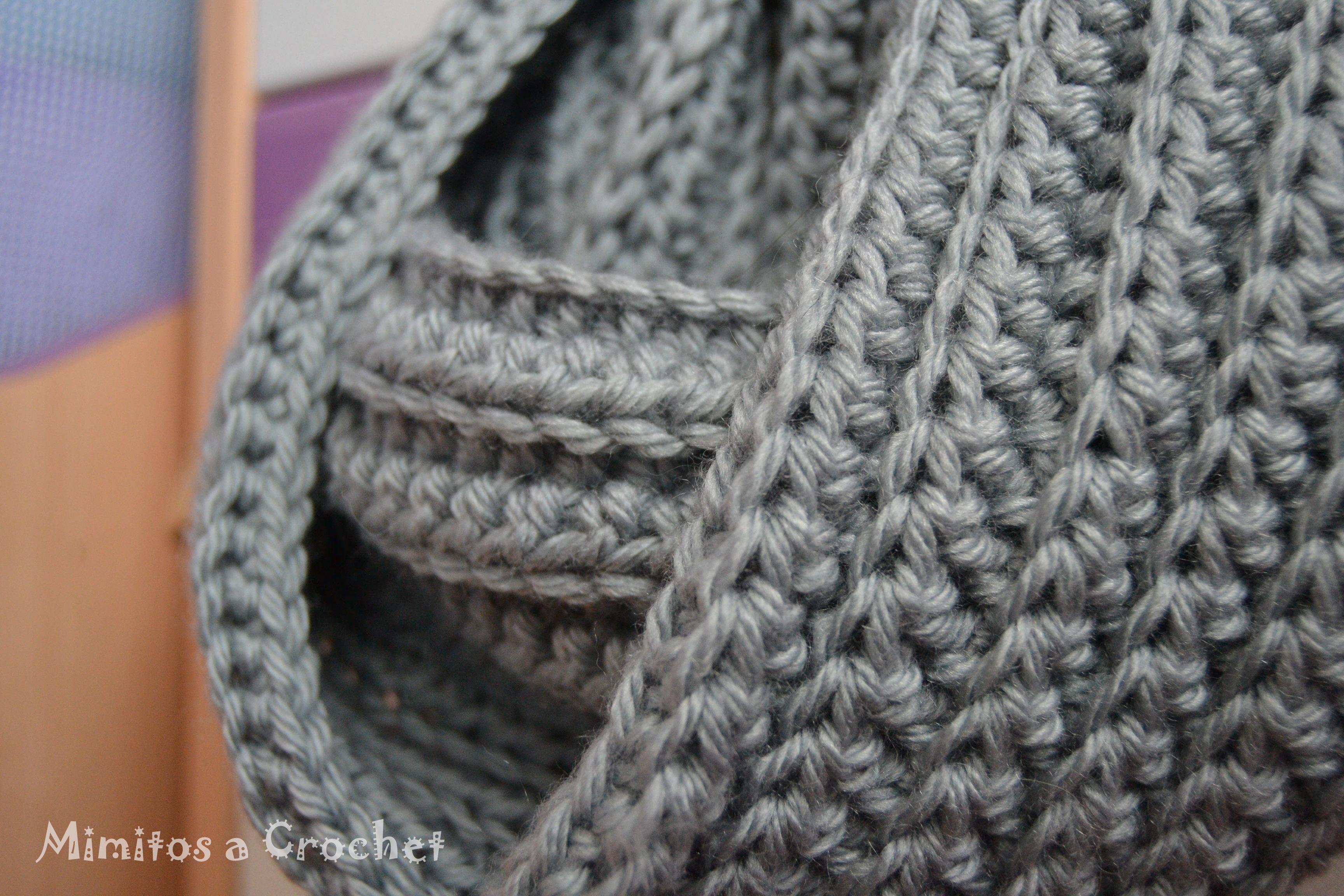 Bufandas – Mimitos a Crochet