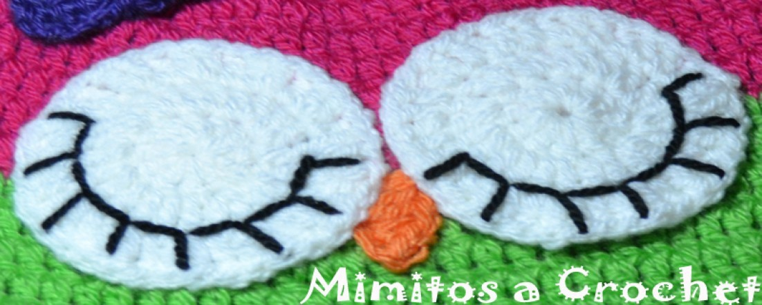 Pañoleta para bebés y niñ@s a crochet | Mimitos a Crochet