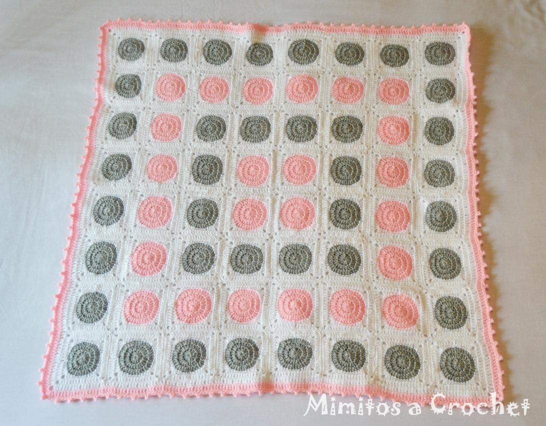 Manta Granny Circular Rosa-Gris 003